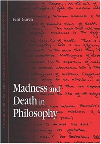 Madness and Death in Philosophy (SUNY series in Contemporary Continental Philosophy)