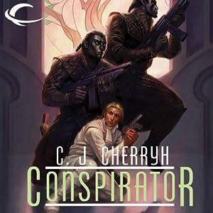 Conspirator Audiobook