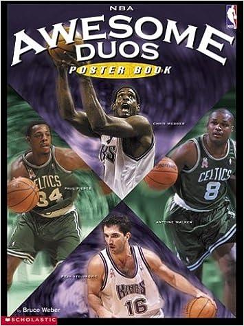 Nba Awesome Duos Poster Book: Amazon.es: Bruce Weber: Libros en ...