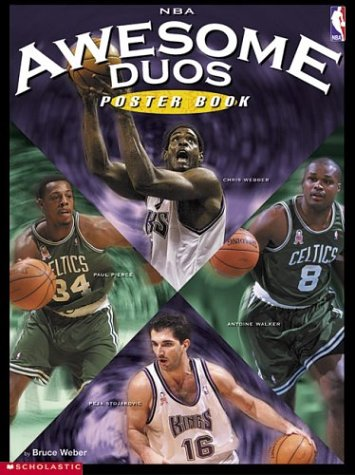 Read Online Nba's Awesome Duos Poster Book pdf