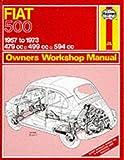 Fiat 500 Owner's Workshop Manual (Service & repair manuals)