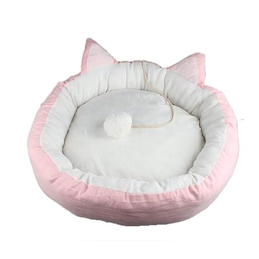 DLDL Sofá de Cama para Mascotas de Interior Suave Sofá de casa de ...