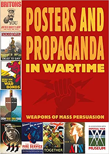 Book Posters and Propaganda in Wartime