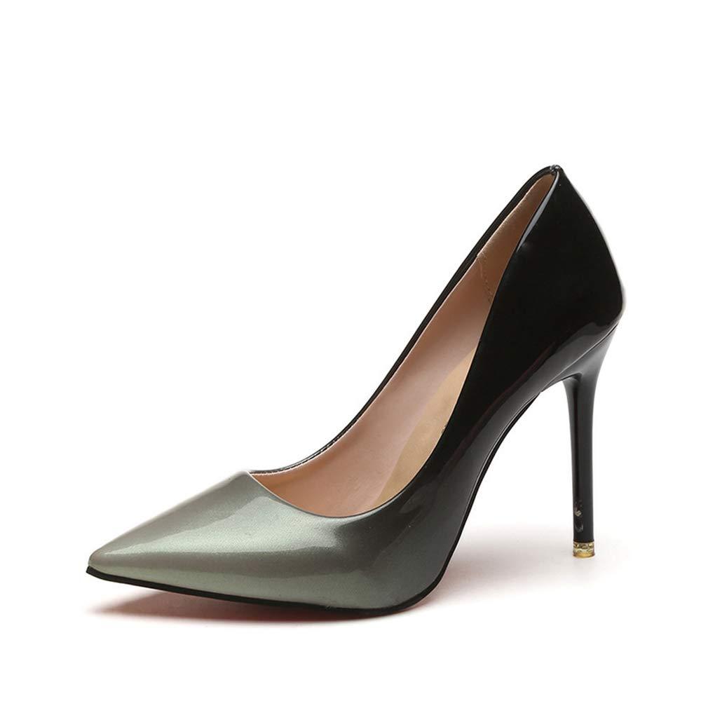 Jqdyl New Shallow Shallow Shallow Mouth Spitz High Heels Damenschuhe Mode Schuhe dc15c2