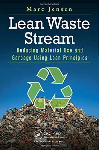 Lean Waste Stream: Reducing Material Use and Garbage Using Lean Principles (Garbage Management Collection Waste)