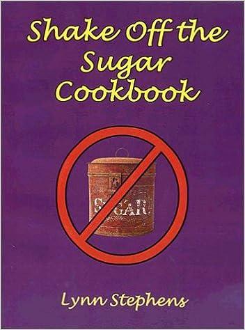 Shake Off the Sugar Cookbook