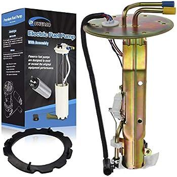 amazon com fuel pump for ford f 150 1999 2003 f 250 1999 powerco electric fuel pump replacement for 1999 2000 2001 2002 2003 2004 ford f 150 1999 ford f 250 sending unit e2237s high performance