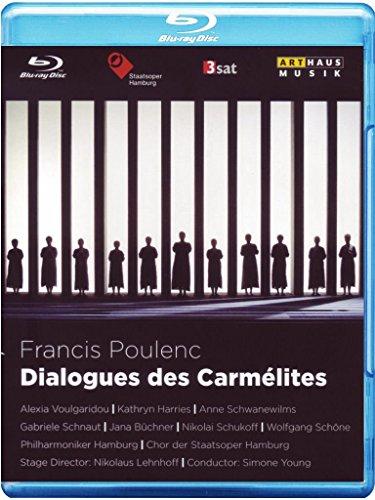 Alexia Voulgaridou - Dialogues Des Carmelites (Blu-ray)
