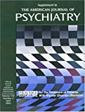 American Journal of Psychiatry : Practice Guidelines for the Treatment of Patients with Bipolar Disorder, American Psychiatric Association Staff, 0890423229