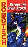 img - for Before the Invid Storm (Robotech) book / textbook / text book