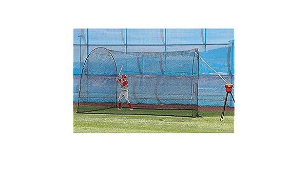 Calentador deportes Crusher Mini lite-ball Pitching Machine con ...