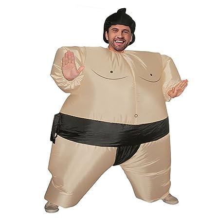 HUPLUE Disfraz Hinchable de Halloween Disfraz de fantasía de ...