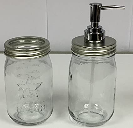 Mason Jar Bathroom Set Uk - Home Sweet Home | Modern ...