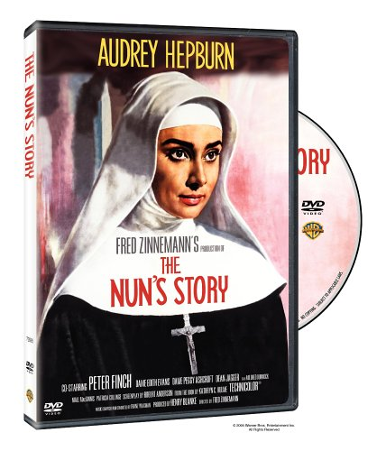 DVD : The Nun's Story (Widescreen, Amaray Case)