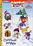 Christmas Angels, Golden Books Staff, 0307276252