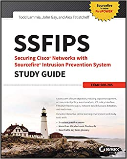 SSFIPS Securing Cisco Networks with Sourcefire Intrusion