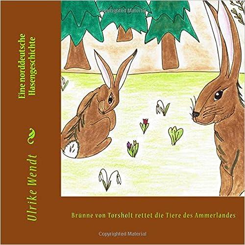 Book Brünne von Torsholt rettet die Tiere des Ammerlandes: Eine norddeutsche Hasengeschichte