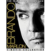 Marlon Brando 4-Movie Collection (The Ugly American / The Appaloosa / A Countess from Hong Kong / The Night of the Following Day)