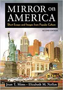Mirror in america essays and images from popular culture