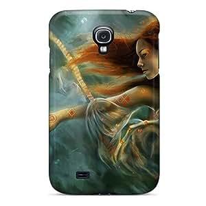 New Arrival Girl Bird KPsUjgS5828XFXhM Case Cover/ S4 Galaxy Case