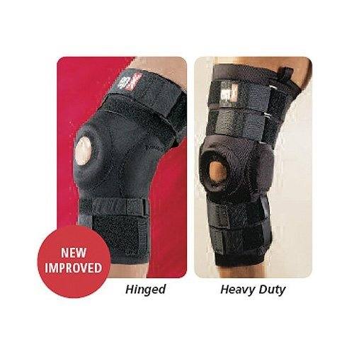 exP Heavy Duty Knee Supports - Heavy Duty, Medium/Large, Knee Circ: 14.5-15 by Rolyn Prest   B007GBDS1E