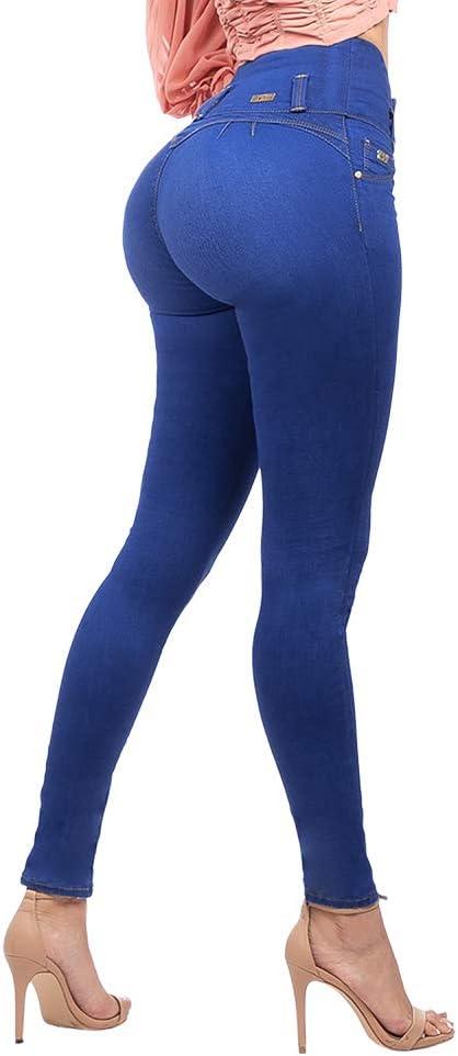 Comfy Jeans Paquete 3 Piezas Jeans Levanta Pompas Y Moldean La Figura Pedir Una Talla Mas Grande De La Habitual Amazon Com Mx Ropa Zapatos Y Accesorios