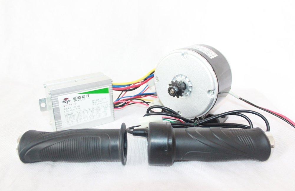 36ボルト350ワット電気dcモータ電動スケートボードdiy 250ワットモーターキット電動バイクエンジン高品質モーター使用25 hチェーン [並行輸入品] B0787WSYTX 36V350W normal kit 36V350W normal kit