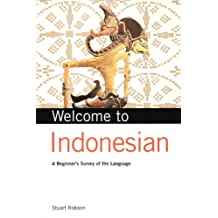 Welcome to Indonesian: A Beginner's Survey of the Language (Welcome To Series)