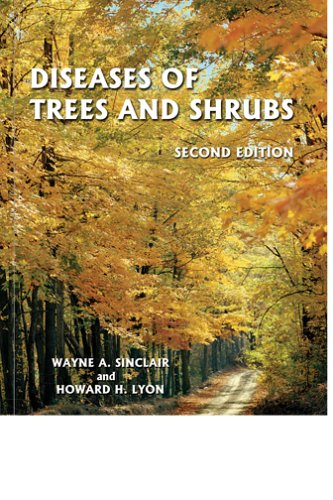 Diseases of Trees and Shrubs (Comstock Book)