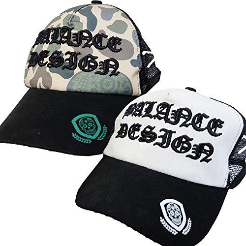 ゴルフ/スカル機能メッシュキャップ/BALANCEDESIGN帽子キャップ【数量限定】【ゴルフ】帽子/キャップ/CAP/GOLF