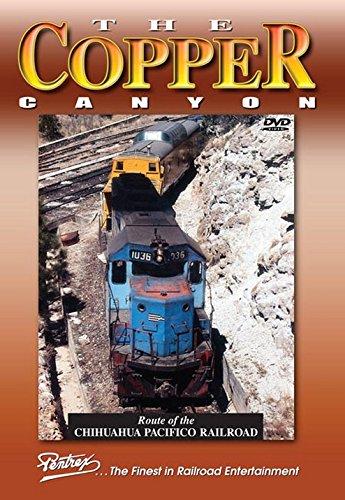The Copper Canyon - Chihuahua Pacifico Railroad [DVD] ()