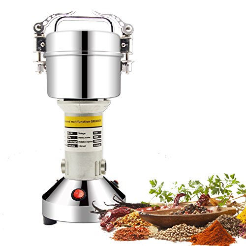 CGOLDENWALL 150g Electric Cereals Grain Grinder Mill Spice