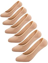 No-Show Socks for Women, Thin Low Cut Socks Loafer Liner...