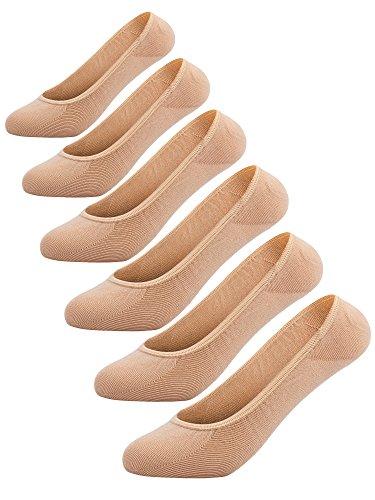 Pack Womens Liner Socks Casual