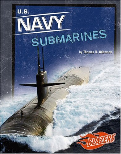 Read Online U.S. Navy Submarines (Military Vehicles) pdf epub