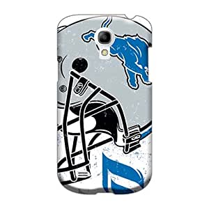 Samsung Galaxy S4 Mini GxR5942zsVA Support Personal Customs Colorful Detroit Lions Series Excellent Hard Cell-phone Cases -ErleneRobinson