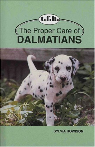 Proper Care of Dalmatians