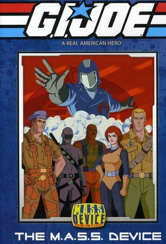 G.I. Joe A Real American Hero: The M.A.S.S. - Mass Device