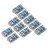 XCSOURCE 10pcs 1A 5V Mini USB TP4056 Lithium Battery Power Charger Board Module TE584