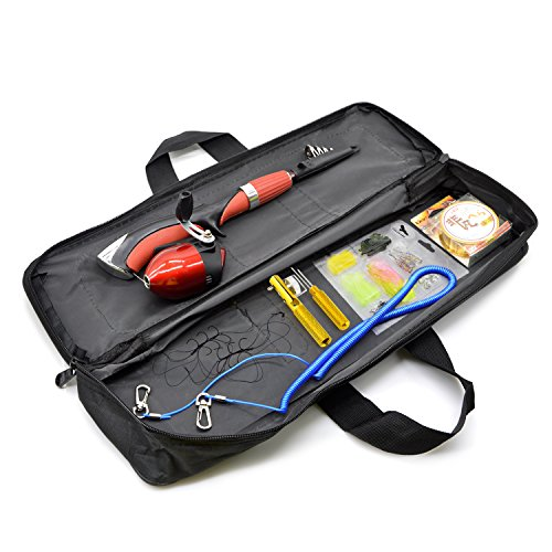 Top 10 best ice fishing rods case top reviews no place for Ice fishing rod case