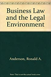 Business Law: Ucc Standard Volume by Ronald A. Anderson (1990-06-01)
