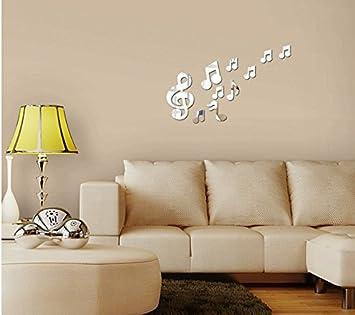 Buggy Wall Sticker Akzent Spiegel Spiegel Stereo Wand Aufkleber Dekoration  Fernseher Sofa Wand Grüne Wand Aufkleber