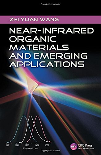 Near-Infrared Organic Materials and Emerging Applications