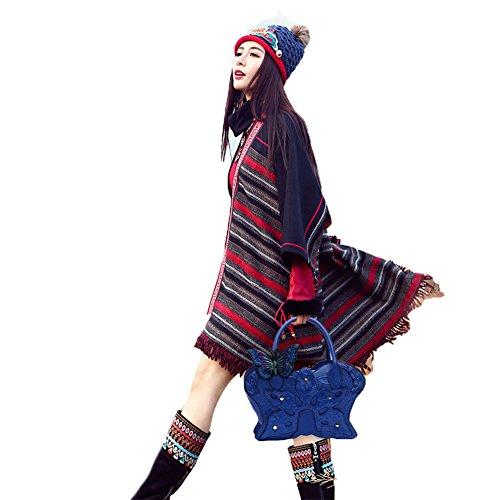 Hobo Genda Bag Fashion Women Tote Girl Butterfly 2Archer Blue Shoulder 8rqvxqXnHw