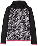 Product review for Nike Girls Therma Training Print Hoodie Black/Vivid Pink