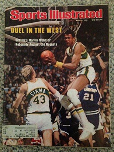 Sports Illustrated Magazine, 22. May 1978 (Vol. 48, No. 22)