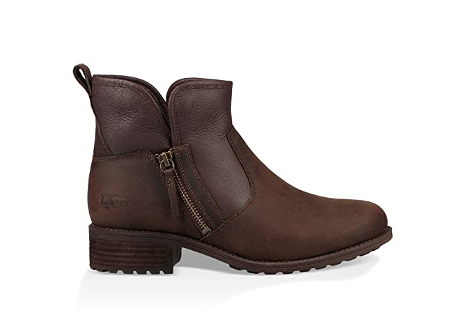 a82c383b808 UGG Lavelle Women's Casual Leather Ankle Boots