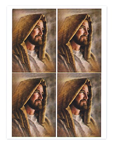 Pioneer Scrapbooking Stickers - Jesus Christ Stickers - 12 Count - Acid Free - 1.5