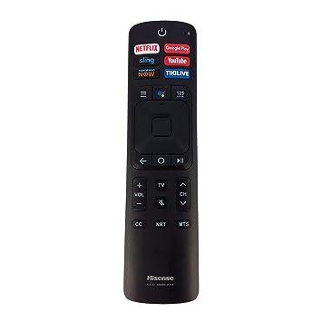 Amazon com: OEM Hisense ERF3A69 Smart TV Voice Command