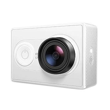 YI Action Kamera Sensor Aus Sony Ambarella A7LS 2Kp30 1080p60 Weiss